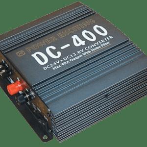 DC-400 (Conversor de 24 a 13.8VDC en 40A Max.)