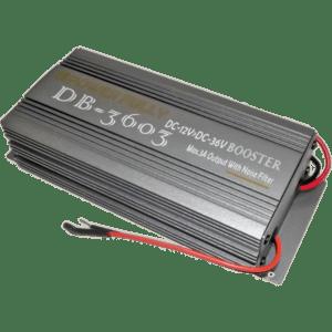 DB-3603 (Conversor de 12VDC a 36VDC en 3A Max.)