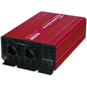PS2000-241 (Inversor onda pura 24V-110V en 2000W para aire acondicionado)