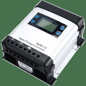 ENS2448-40D (Regulador de carga solar en 24/48VDC de 40A)