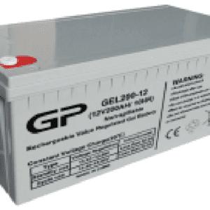 GEL200-12 (Batería de Gel Ciclo Profundo de 12V de 200AH)